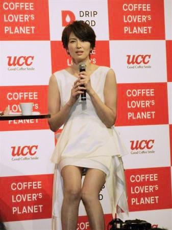 吉瀬美智子さんの大胆なパンチラが出たらしい(画像あり)