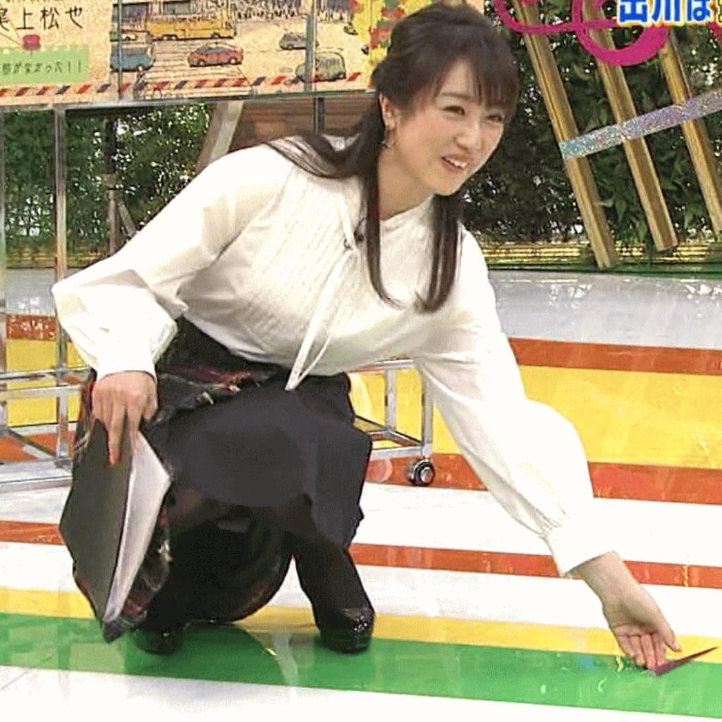 川田裕美アナ(のパンチラ)が好きでしょうがないんですけど