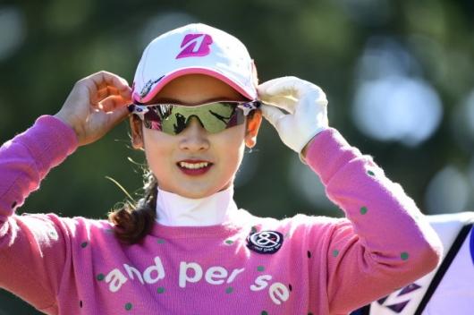 開幕、早くやってこい。だって松田鈴英という美人ゴルファーを見たいから