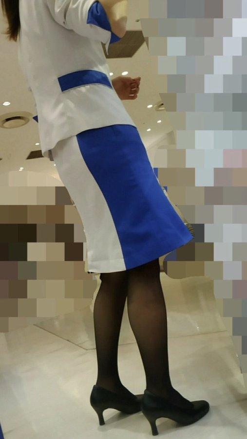D♥Cの制服はエロくて、想像とアソコがふくらむ
