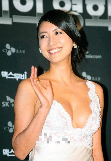 【ハン・ソンジュ】ネットで拾った韓国女子アナのハミ乳がセクシーエロ